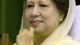 করোন আক্রন্ত হয়েছেন খালেজা জিয়া !